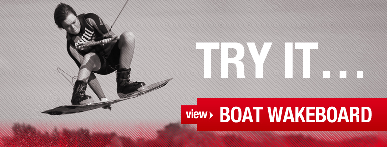 Boat Wakeboard TRY IT 2