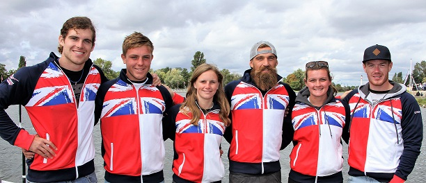 Team GB Worlds